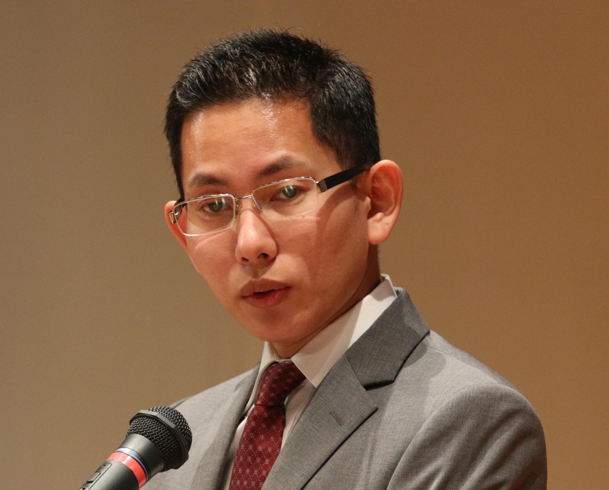 隅野 貴裕(毎日パソコン入力コンクール 技術顧問)写真